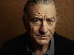 Portrait of Robert De Niro, Actor - Joey Lawrence