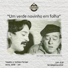 """Toquinho conta que achava que o poetinha não confiava nele ainda como compositor. Certa vez, na Bahia, Vinícius mostrou ao amigo uma letra, muito bem acabadinha, pronta pra ser musicada. Disse que a daria a Dorival Caymmi. Por mais que Toquinho suplicasse, Vinícius não lhe deu. Toquinho, literalmente roubou o original e a levou consigo para o Rio. Ao voltar, apreensivo, mostrou ao poeta que depois de algum tempo de suspense, lhe disse: """"É, acho que não vou dar essa pro Dorival Caymmi não."""""""