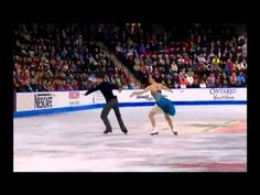 Tessa Virtue & Scott Moir ~ THE WALTZ GOES ON by Anthony Hopkins (HD) - YouTube