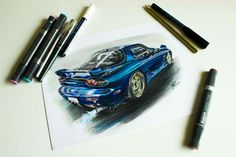 Car Drawings, Jdm, Rally, Cars, Autos, Drawings Of Cars, Vehicles, Automobile, Car