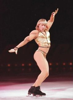 """Russian Olympian Figure Skates To Ginuwine's """"Pony"""" In This Perfect Remix - This is hilarious!"""