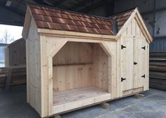 4x14 Vermont Gem. Holds two stacked cords of wood and two large garbage cans. Example shows optional red cedar shake shingle roofing. Available as Plans, Kit - 25 hours + Fully Assembled in the northeast. Kits ship *Free in the continental US + eastern Canada. http://jamaicacottageshop.com/shop/vermont-gem/ http://jamaicacottageshop.com/wp-content/uploads/pdfs/pdf4x14vermontgem.pdf http://jamaicacottageshop.com/free-shipping/ #jamaicacottageshop #woodshed
