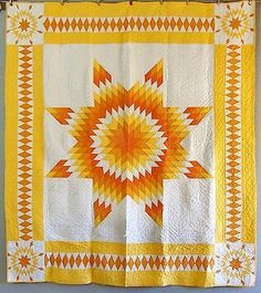 Saturday at the Quilt Museum - Lone Star / Star of Bethlehem Quilts - Part 1 Lone Star Quilt Pattern, Star Quilt Patterns, Star Quilts, Quilting Projects, Quilting Designs, Quilting Ideas, Sewing Projects, Star Blanket, Civil War Quilts