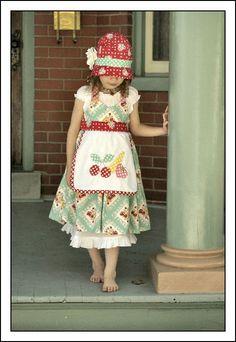 Perfect little girls dress!