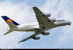 Photo of D-AIMA Airbus A380-841 by Augustas Didzgalvis