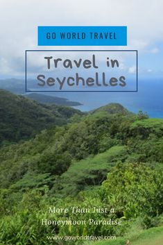 It's no wonder that travel in the Seychelles, an archipelago of 115 islands in the Indian Ocean just off the coast of East Africa, is a bucket list adventure for many travelers. Seychelles Africa, Seychelles Islands, Travel Advice, Travel Tips, Travel Ideas, Adventure Bucket List, Adventure Travel, Group Travel, Family Travel