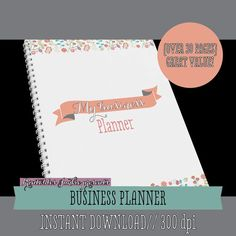 Small #Business or Home #Business #Planner #Printable Letter Size,  View more on the LINK: 	http://www.zeppy.io/product/gb/3/239236939/