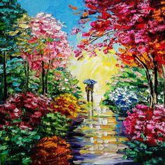 Spring Magnolias in The Secret Garden (by Artistic Chaos)