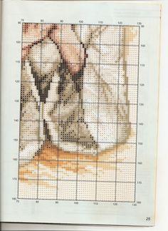 Gallery.ru / Фото #49 - gb10 - nqura Simple Cross Stitch, Cross Stitch Flowers, Cross Stitch Charts, Cross Stitch Designs, Cross Stitch Embroidery, Cross Stitch Patterns, Cross Stitches, Minecraft Pixel Art, Minecraft Skins