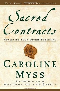 Sacred Contracts: Awakening Your Divine Potential by Caroline Myss http://www.amazon.com/dp/0609810111/ref=cm_sw_r_pi_dp_pfTWtb17F7A5TRWJ