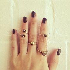 Maniamaina rings!!!