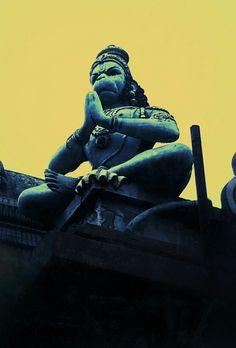 Hannuman #luciesf #india