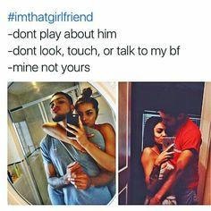 #Imthatgirlfriend & #Imthatbestfriend bye bitch