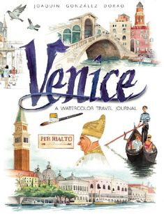Book Review: Venice: A Watercolor Travel Journal | Parka Blogs