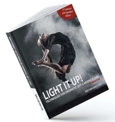 Light it Up Techniques for Dramatic Off-Camera Flash eBook Deal Ends Very Soon (April 10 at 8AM GMT) Light it Up Deal Ending Soon Official Fujifilm X Photographer Piet Van den Eynde released an ebook called Light It Up. Techniques for Dramatic Off-Camera Flash (20% discount with code fujirumors20 The 20% discount code is valid only until April 10th at 8 AM GMT so act fast to get your copy. Its an 185 page PDF ebook that caters both to the beginner and the more advanced user. Although its not…