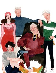 Kevin Wada - magneto and famz