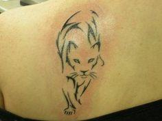 Tiger Stripe Tattoo •Ink•