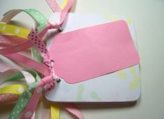 Baby Girl Baby Shower Guestbook Baby Shower Baby by HampshireRose, $10.00