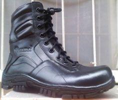 Sepatu Boots Type C-042 DANY :081802060232 / PIN-BB 2316726C   www.ciarmy-boots.com