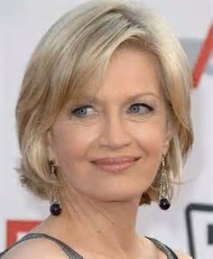 hairstyles for thin hair for older women - Bing images                                                                                                                                                      More