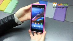 Sony Xperia Z1 ultra thin cases Review #xperiaz1case #ultrathinxperiaz1case #xperiaz1