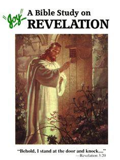 Striking image intended for printable revelation bible study