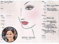 Pippa Middleton's Makeup from the royal wedding: Done by Hannah Martin of Bobbi Brown. #rw2011 #royalwedding #cosmetics