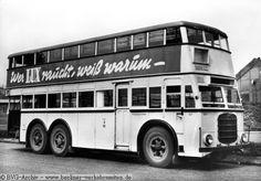 Diese Prototypen waren die letzten Doppeldecker die bis 1951 gebaut wurden.