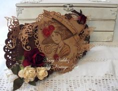 ROMANTIC AND VINTAGE CARDS