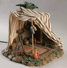 Resultado de imagen para kings tent fontanini Christmas Crib Ideas, Christmas Projects, Christmas Decorations, Decor Crafts, Diy And Crafts, Fontanini Nativity, Christmas Nativity Scene, Beautiful Christmas, Tent