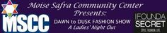 Join MSCC for another exciting event just for our wonderful women! Dawn to Dusk Fashion Show will feature clothing by I Found a Secret... modeled by the beautiful young women of our community. The night will feature a gorgeous show, exquisite auction, and fabulous desserts. Visit https://msccdawntodusk.karma411.com/ for more details and to buy tickets!