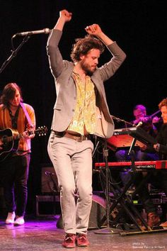 Father John Misty ~ photo by Dominoe Farris-Gilbert