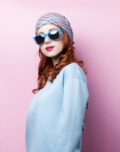 Redheads, add a splash of colour to your spring wardrobe