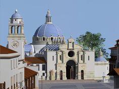 Santa Maria Reina de la Familia, Ciudad Cayala, Guatemala City_Maria Sanchez and Pedro Godoy, architects