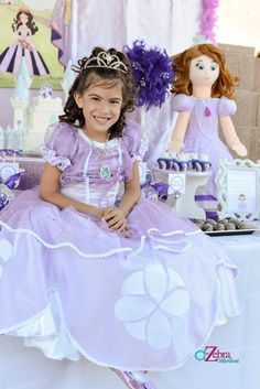 """Photo 18 of 102: Birthday """"Sofia the First Party"""""""