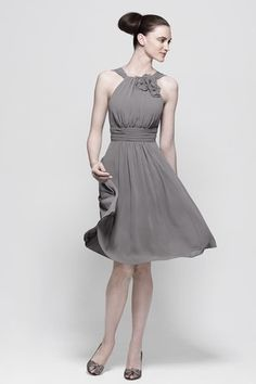 This dress is adorable & would make me look so tall:)