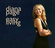 Diana Page - Easy Living