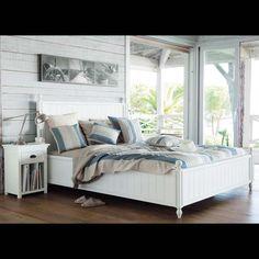 Bed van Maisons du monde (model Newport)