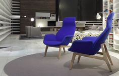 Poliform Ventura Lounge armchair