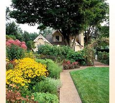 Easy Inexpensive Landscaping Ideas | Some Tips On Landscape Design - Cozy Home Resource