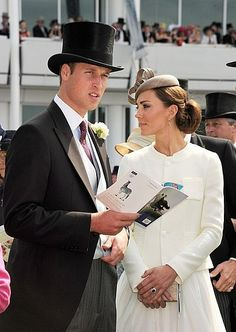 Duke and Duchess of Cambridge - Now that's a stylish couple