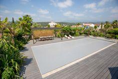 Couverture bache piscine Abrisud