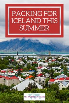 It can be so difficult packing for a SUMMER vacation to a COLD place. Do you bring a swim suit?) What about sunglasses?) Hat and Gloves?) Read along for 10 important things not to forget on your trip to Iceland! Europe Destinations, Stuff To Do, Things To Do, Iceland Travel Tips, Whale Watching Tours, Old Faithful, Insulated Water Bottle, France, Summer Activities