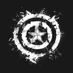 Awesome 'Freedom+Rising' design on TeePublic!
