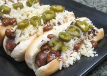 Smokin' Hot Chili Dogs