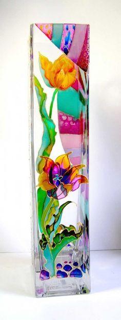 Татьяна Нефедкина стеклянные вазы. Обсуждение на LiveInternet - Российский Сервис Онлайн-Дневников