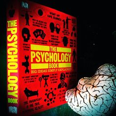 The Psychology Book - Packed with everything you'd ever study in a Psych 101 classThe Psychology Book: Big Ideas Simply Explainedby Ni. Freud Quotes, Psychology Books, Book Design, Everything, Books To Read, Teaching, Education, Summer, Big