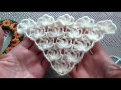 You can make poppy flowers for the bride shawl model in Turkish . - Knitting a love Crochet Shrug Pattern Free, Crochet Motif, Crochet Shawl, Crochet Flowers, Knit Crochet, Shawl Patterns, Crochet Stitches Patterns, Knitting Patterns, Crochet Lace Collar