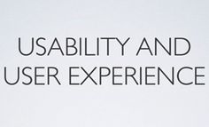 LA DIFERENCIA ENTRE EXPERIENCIA DE USUARIO (UX) y USABILIDAD. Mucha gente confunde experiencia de usuario (se abrevia a UX en ingles por User Experiencie) con usabilidad, o por lo menos no tienen muy claro la diferencia entre ambos conceptos. Eso me ocurría a mi antes. El objetivo de este post es hablar sobre estos 2 conceptos, señalando sus diferencias, pero sobretodo, la relación que existe entre ambos. #UX #usability #usabilidad #ergonomiaweb #experienciadeusuario