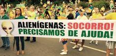 Protestos anti-Dilma são esperados em mais de 270 cidades neste domingo - Notícias - Política